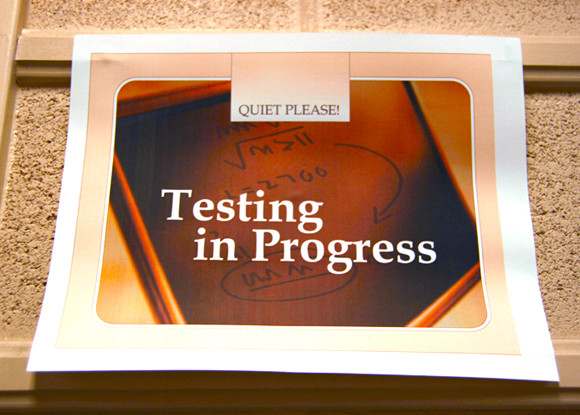 foundation test 2016