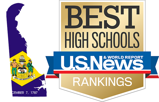 ... U.S. News released its annual collection of high school rankings—and,  lo and behold—Delaware's public high schools landed as eighth-best in the  country.
